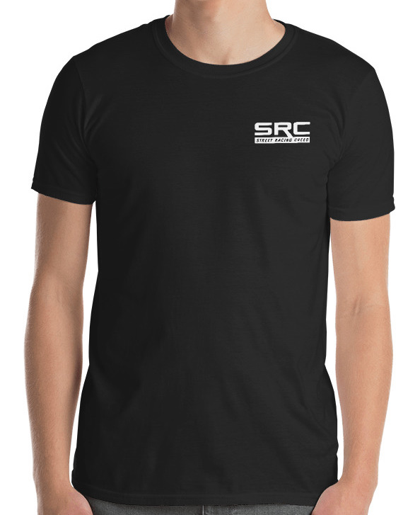 SRC Original Logo Shirt Front